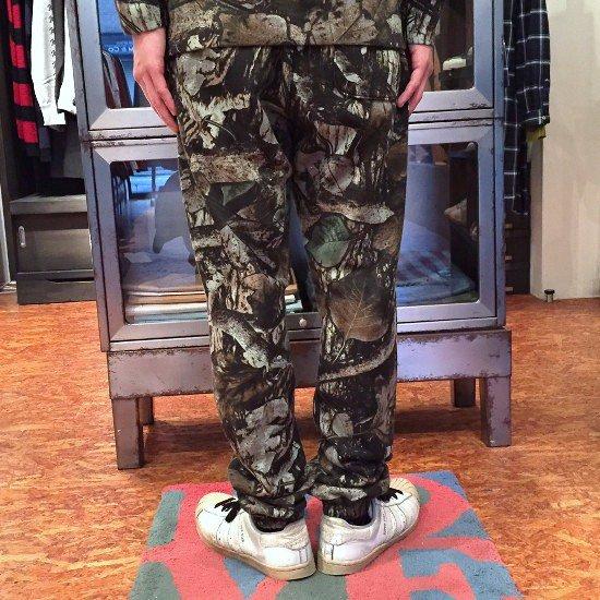 ROTTWEILER ロットワイラー / パンツ LEAF CAMO PANTS