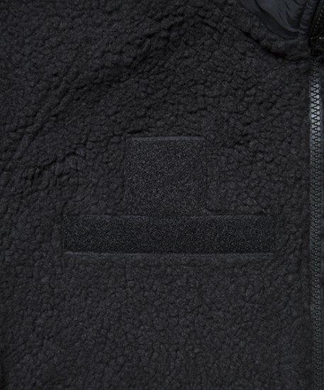 ROTTWEILER ロットワイラー / ジャケット MIL FREECE JACKET Lev.3 【BLACK】