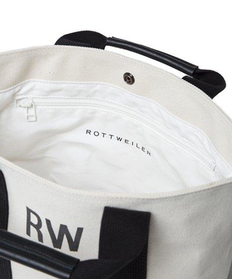 【8月入荷予定】ROTTWEILER ロットワイラー / バッグ CANVAS TOTE BAG SMALL