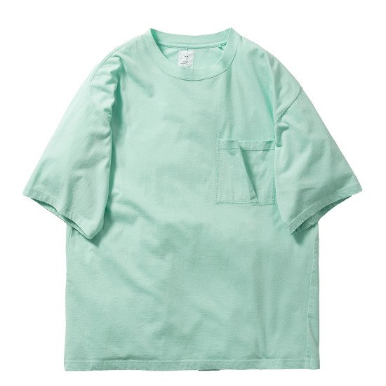 <img class='new_mark_img1' src='https://img.shop-pro.jp/img/new/icons3.gif' style='border:none;display:inline;margin:0px;padding:0px;width:auto;' />Name.  ネーム / Tシャツ POCKET TEE 【MINT】