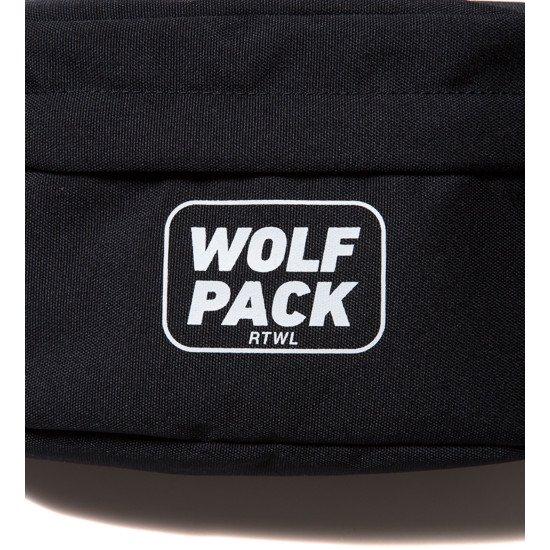 ROTTWEILER ロットワイラー / バッグ PACK WEST BAG 【BLACK】