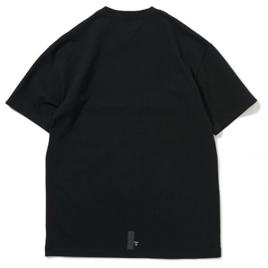 <img class='new_mark_img1' src='https://img.shop-pro.jp/img/new/icons3.gif' style='border:none;display:inline;margin:0px;padding:0px;width:auto;' />CHARI&CO. Tシャツ / チャリ アンド コー TONE DRIP TEE  【BLACK】