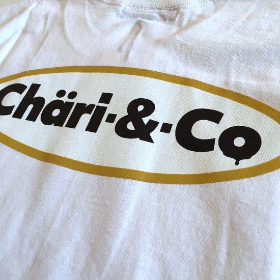<img class='new_mark_img1' src='https://img.shop-pro.jp/img/new/icons3.gif' style='border:none;display:inline;margin:0px;padding:0px;width:auto;' />CHARI&CO. Tシャツ / チャリ アンド コー ICE CREAM TEE  【WHITE】