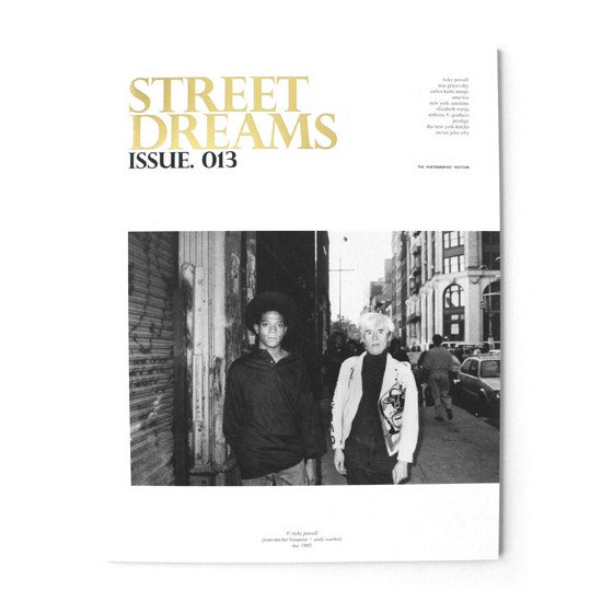 <img class='new_mark_img1' src='https://img.shop-pro.jp/img/new/icons3.gif' style='border:none;display:inline;margin:0px;padding:0px;width:auto;' />STREET DREAMS MAGAZINE  ストリートドリームズマガジン ISSUE. 13