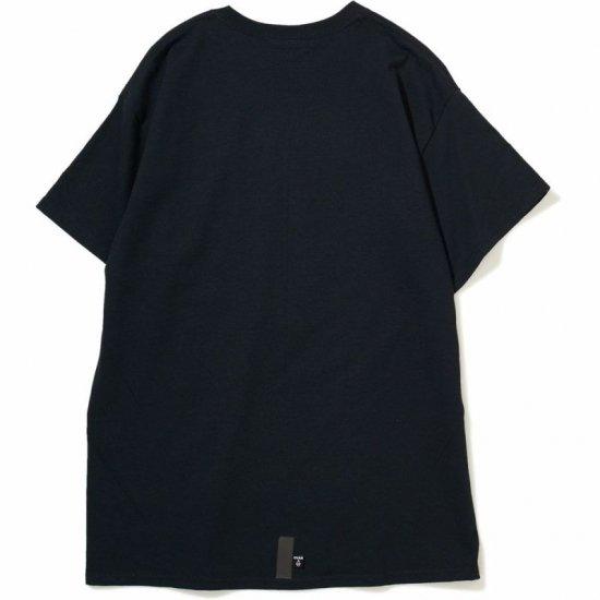 <img class='new_mark_img1' src='https://img.shop-pro.jp/img/new/icons3.gif' style='border:none;display:inline;margin:0px;padding:0px;width:auto;' />CHARI & CO. Tシャツ / チャリ アンド コー NOISE PUNK TEE   【BLACK】