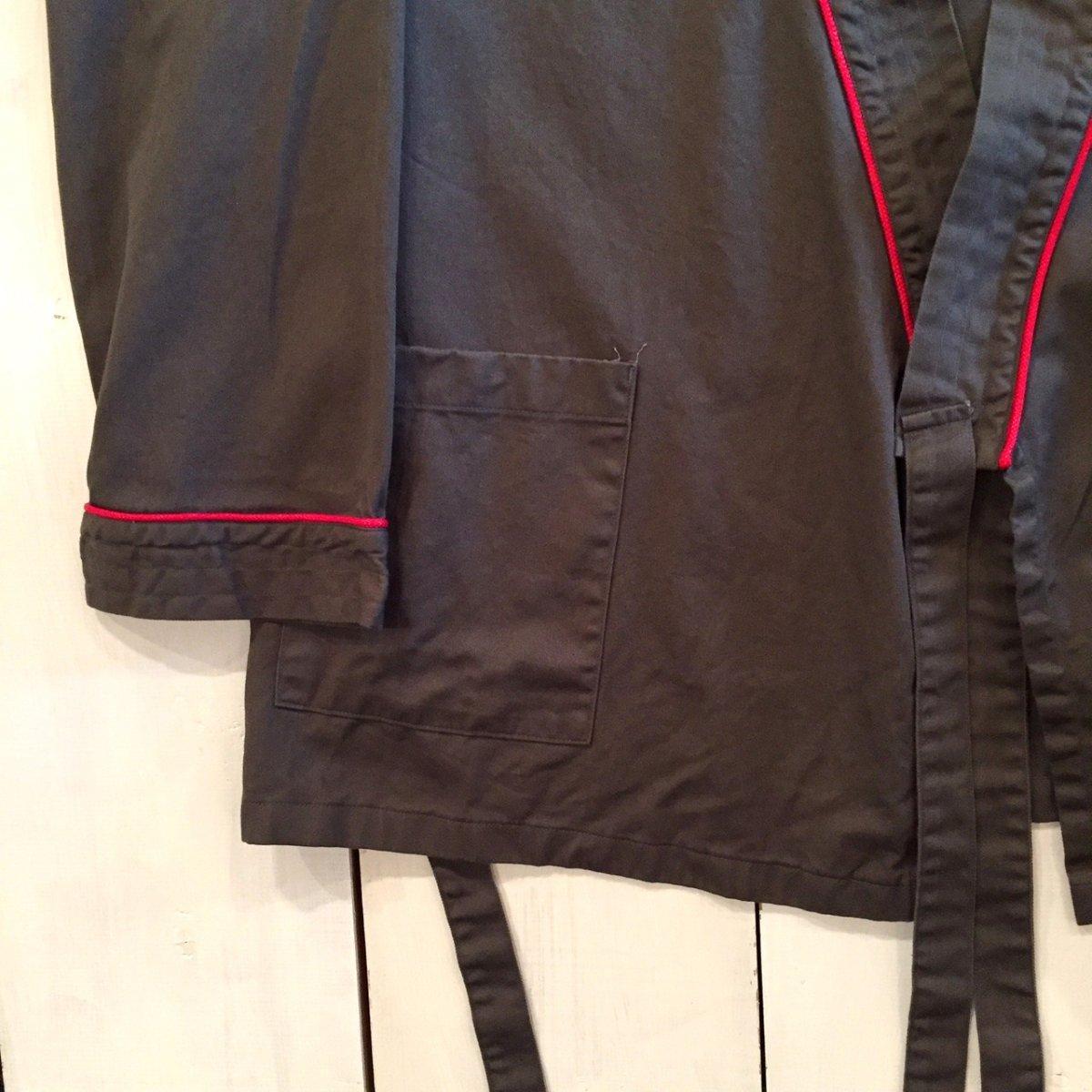 <img class='new_mark_img1' src='https://img.shop-pro.jp/img/new/icons3.gif' style='border:none;display:inline;margin:0px;padding:0px;width:auto;' />Black weirdos  ブラック ウィドー / ジャケット DO-GI (Martial Arts Uniform) Shirt 【OLIVE】