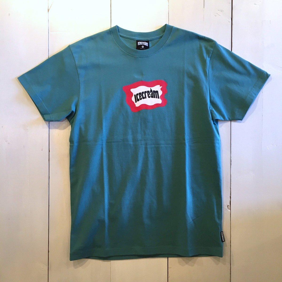 <img class='new_mark_img1' src='https://img.shop-pro.jp/img/new/icons3.gif' style='border:none;display:inline;margin:0px;padding:0px;width:auto;' />ICE CREAM アイスクリーム / Tシャツ MALTO T-SHIRTS 【SLATE BLUE】