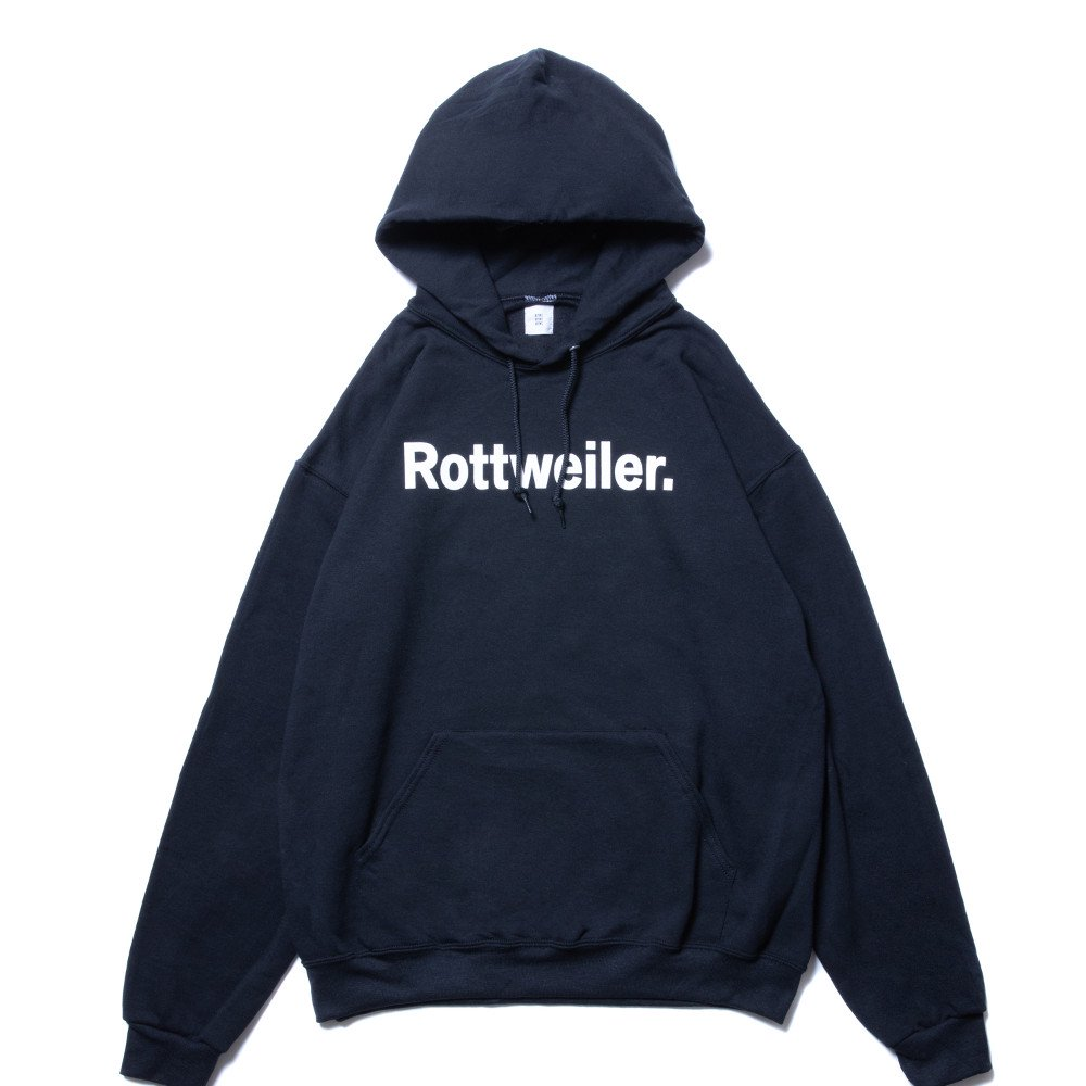 <img class='new_mark_img1' src='https://img.shop-pro.jp/img/new/icons24.gif' style='border:none;display:inline;margin:0px;padding:0px;width:auto;' />【SALE / 30%OFF】ROTTWEILER ロットワイラー / パーカ  R・W PARKA 【BLACK】