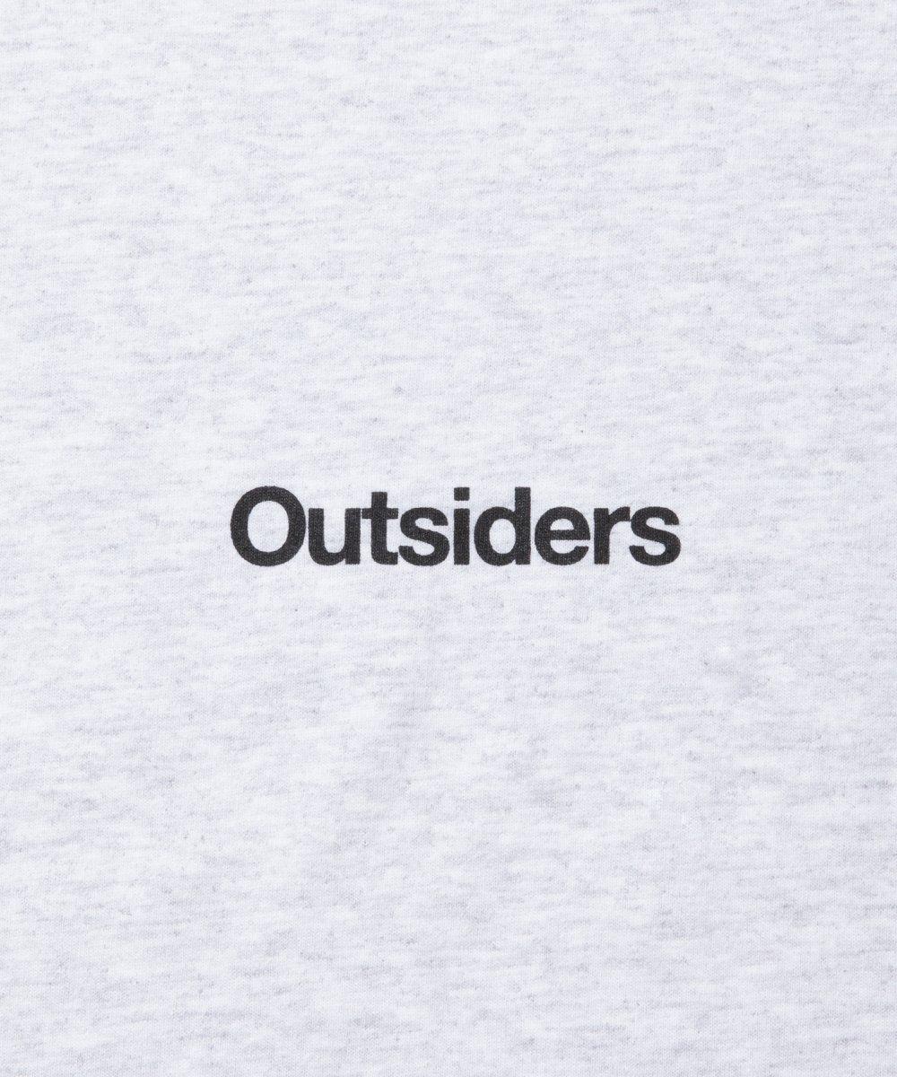 【7月下旬入荷予定】ROTTWEILER ロットワイラー / Tシャツ GERMAN TEE 【GRAY】