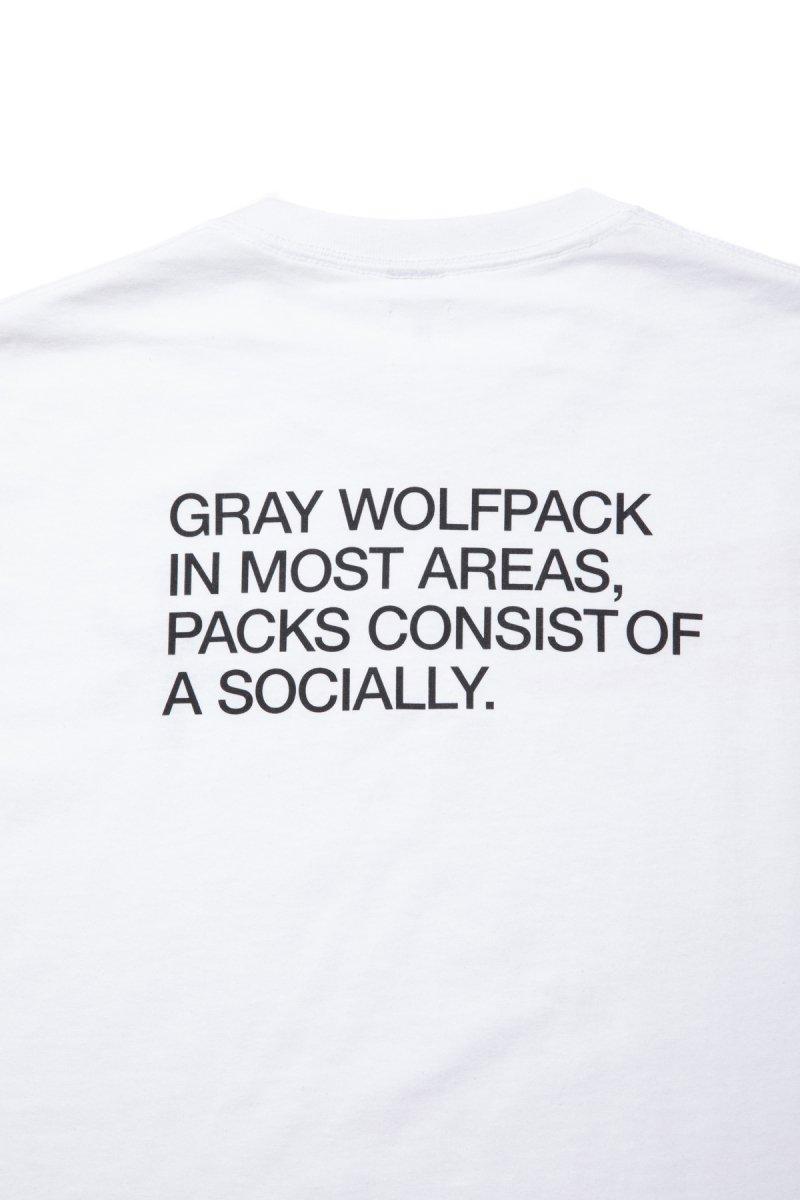 【7月下旬入荷予定】ROTTWEILER ロットワイラー / Tシャツ MILLITARY TEE 【WHITE】