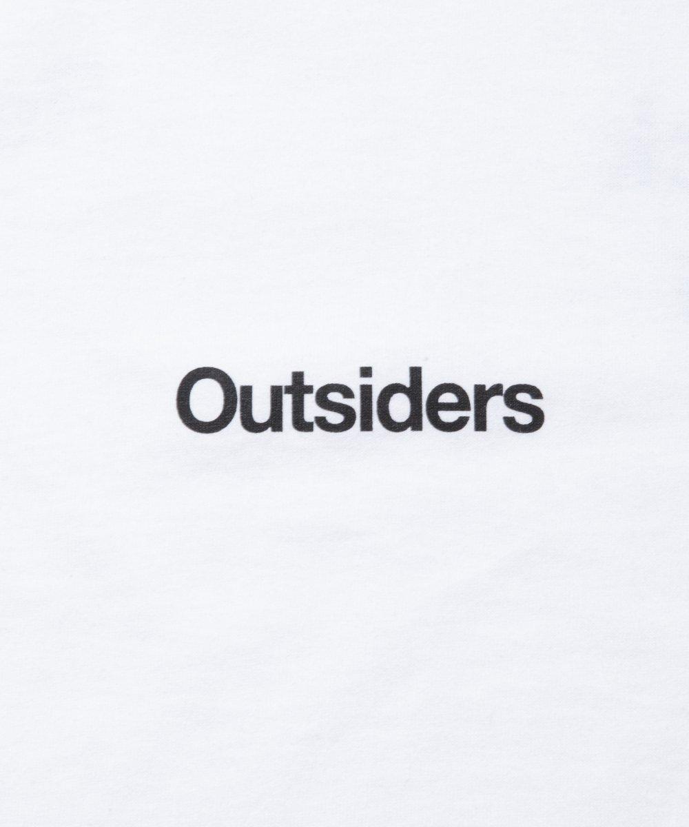 【7月下旬入荷予定】ROTTWEILER ロットワイラー / Tシャツ G.W.P TEE 【WHITE】