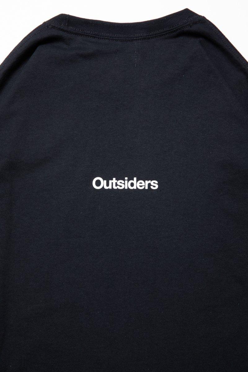 【9月下旬入荷予定】ROTTWEILER ロットワイラー / ロングTシャツ GSD LS TEE 【BLACK】