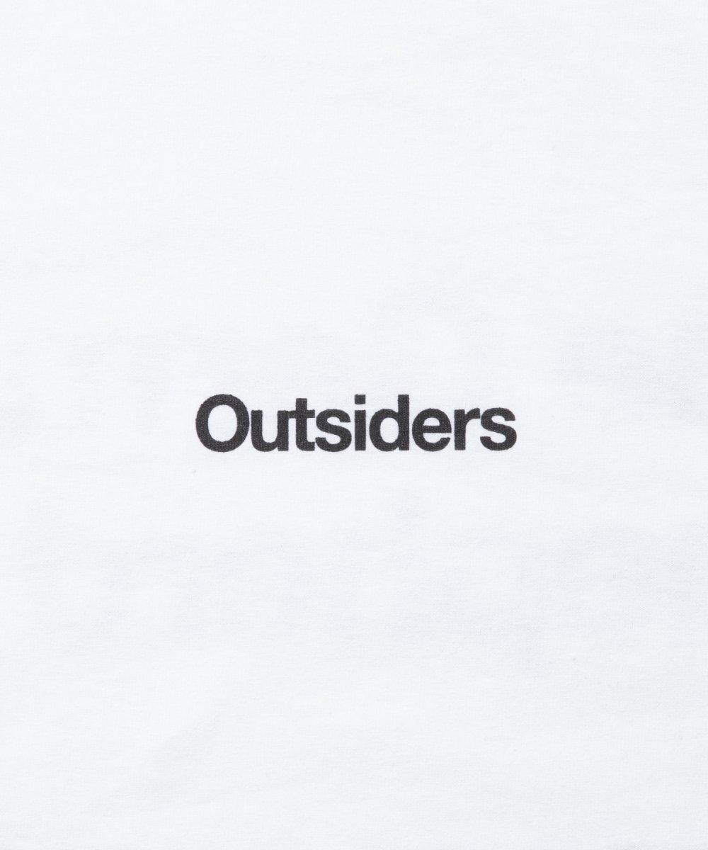 【8月下旬入荷予定】ROTTWEILER ロットワイラー / ロングTシャツ GERMAN LS TEE 【WHITE】