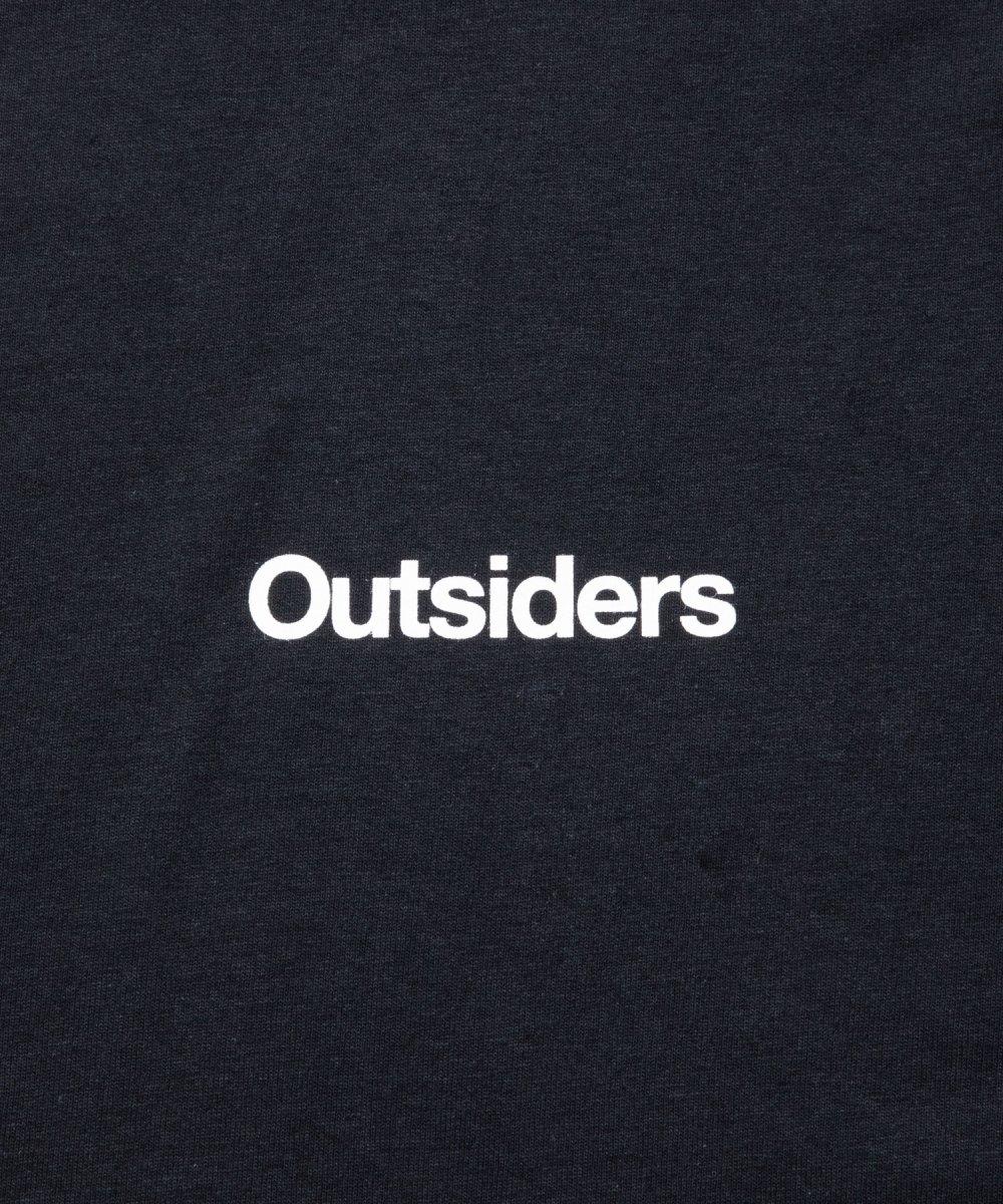 【8月下旬入荷予定】ROTTWEILER ロットワイラー / ロングTシャツ SQURED LS TEE 【BLACK】