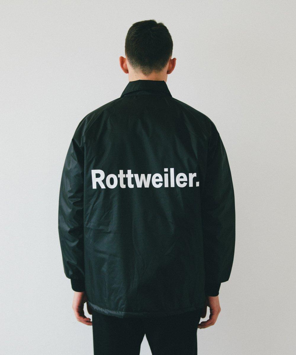【10月下旬入荷予定】ROTTWEILER ロットワイラー / ジャケット COACHES WINDBREAKER
