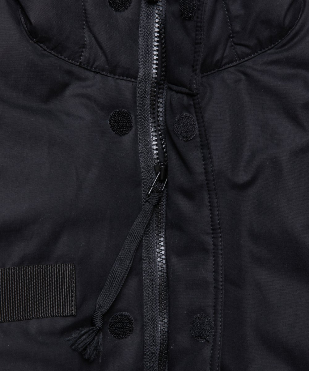 【10月下旬入荷予定】ROTTWEILER ロットワイラー /  コート MODS COAT 【BLACK】