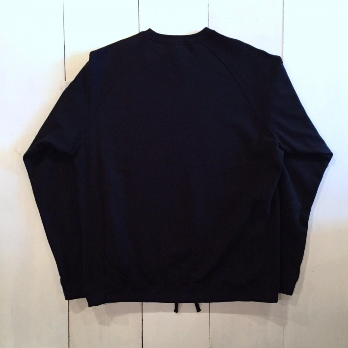 <img class='new_mark_img1' src='https://img.shop-pro.jp/img/new/icons3.gif' style='border:none;display:inline;margin:0px;padding:0px;width:auto;' />Black Weirdos  ブラック ウィドー / スウェットパーカ CrewNeck Sweatshirt 【BLACK】
