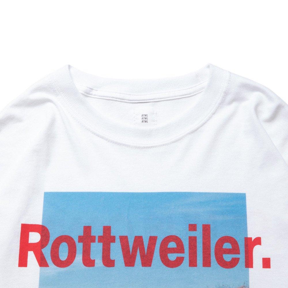 <img class='new_mark_img1' src='https://img.shop-pro.jp/img/new/icons3.gif' style='border:none;display:inline;margin:0px;padding:0px;width:auto;' />ROTTWEILER ロットワイラー / ロングTシャツ DESERT PHOTO LS TEE 【WHITE】