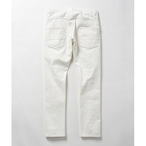 【SALE / 30%OFF】Name. ネーム /パンツ SELVEGE DENIM SKINNY TROUSERS-DAMAGE