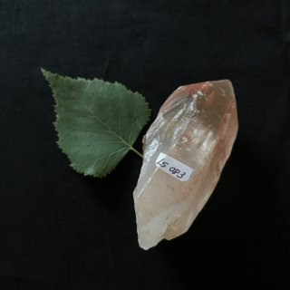 LS083 Crystaline Lemurian (Pink, Healed Key)   101g 75mm