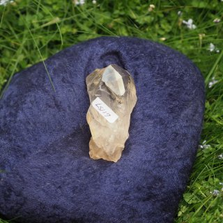 LS117  Lemurian Crystalina (Golden, Roots, Keys) 85g 60mm