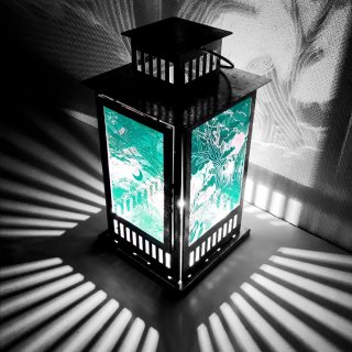 Shadowmoon Lamp 【Emerald Green】