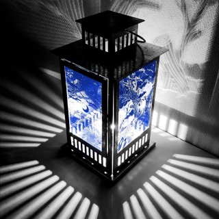 Shadowmoon Lamp 【Sky Blue】