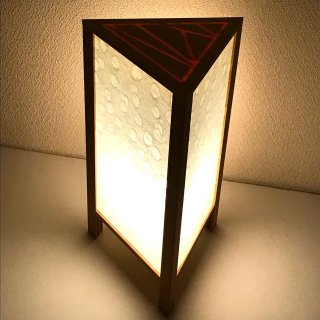 ALTAIR TRIANGLE Lamp 【水玉】