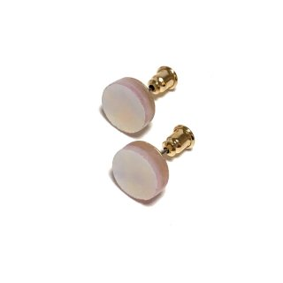 <img class='new_mark_img1' src='//img.shop-pro.jp/img/new/icons55.gif' style='border:none;display:inline;margin:0px;padding:0px;width:auto;' />Perfume pierced earrings 【PINK Iridesento】