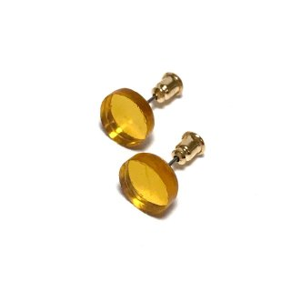 <img class='new_mark_img1' src='//img.shop-pro.jp/img/new/icons1.gif' style='border:none;display:inline;margin:0px;padding:0px;width:auto;' />Perfume pierced earrings 【GOLD WAVE】