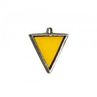 【5/5】 Clear Yellow TRIANGLE