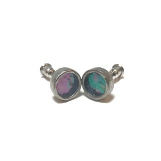 <img class='new_mark_img1' src='//img.shop-pro.jp/img/new/icons60.gif' style='border:none;display:inline;margin:0px;padding:0px;width:auto;' />Space Fantasy pierced earrings 【BLUE】