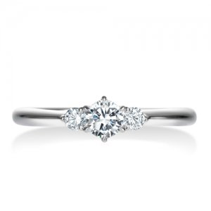ロイヤルアッシャー 婚約指輪 JRA0348BP RF