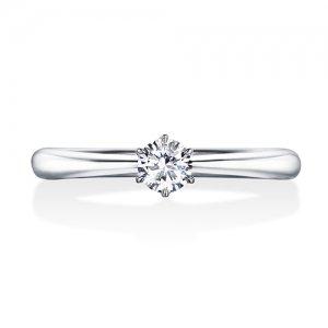 ロイヤルアッシャー 婚約指輪 JRA0349BP RF