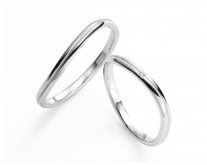 Cootey! 結婚指輪(2本セット)レーヴ/レーヴ(D)  RK