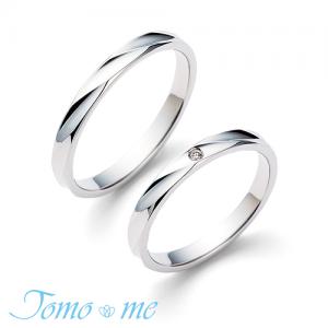 トモミ 結婚指輪(2本セット)そよかぜ