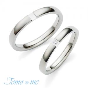 トモミ 結婚指輪(2本セット)おうち RF