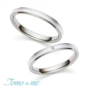 トモミ 結婚指輪(2本セット)はれ RF