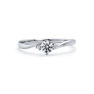 いい夫婦ブライダル 婚約指輪 IFE001-015 RF
