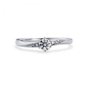 いい夫婦ブライダル 婚約指輪 IFE003-015 RF