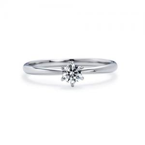 いい夫婦ブライダル 婚約指輪 IFE004-015 RF