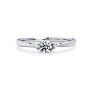 いい夫婦ブライダル 婚約指輪 IEF007-015 RF