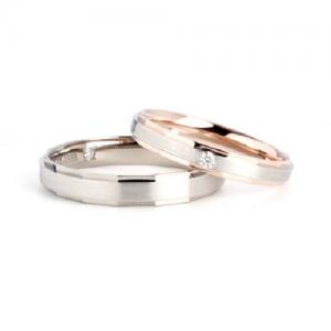 Twins Cupid(ツインズキューピッド)結婚指輪(2本セット)ラブロワイヤル RF