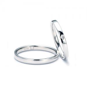 Twins Cupid(ツインズキューピッド)結婚指輪(2本セット)ポーラスター RF