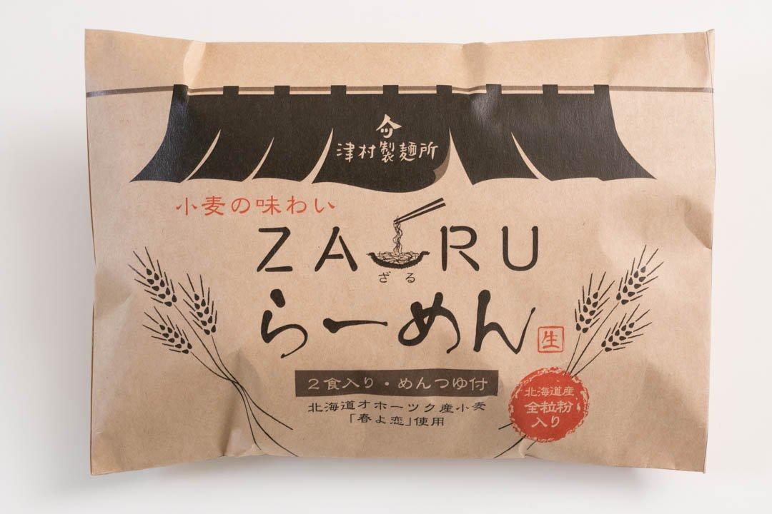 【夏季限定】ざるらーめん津村製麺所