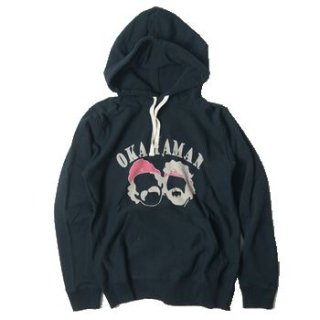 ALDIES OKAYAMAN Parka BLACK