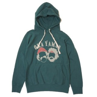 ALDIES OKAYAMAN Parka GREEN