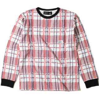 ALDIES Sheet Long T RED