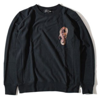 ALDIES Snakellero Sweat BLACK