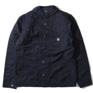 ALDIES Wrinkle Navy JK NAVY